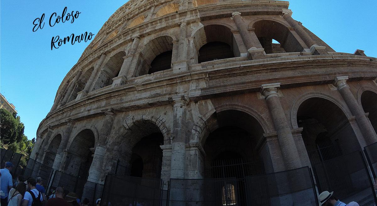Como visitar el Coliseo de Roma. Guía, horario y comprar entradas.