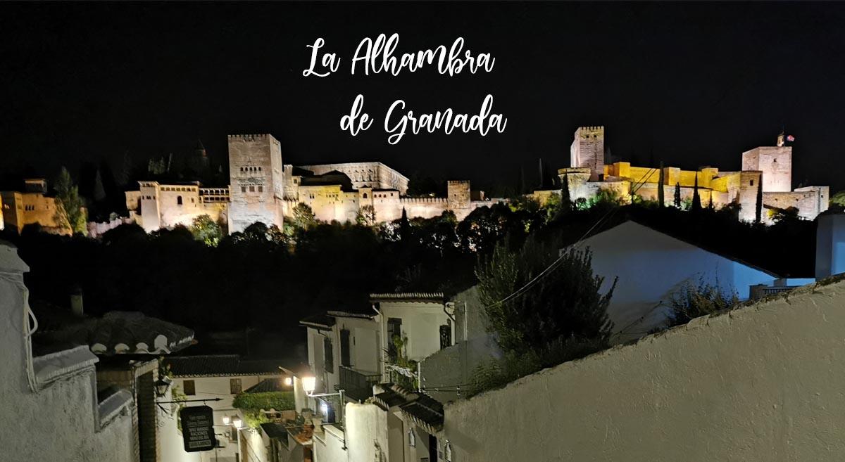 Como visitar la Alhambra de Granada. Guía, horario y comprar entradas.