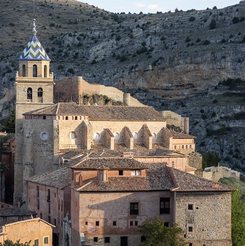 La Catedral de Albarracín