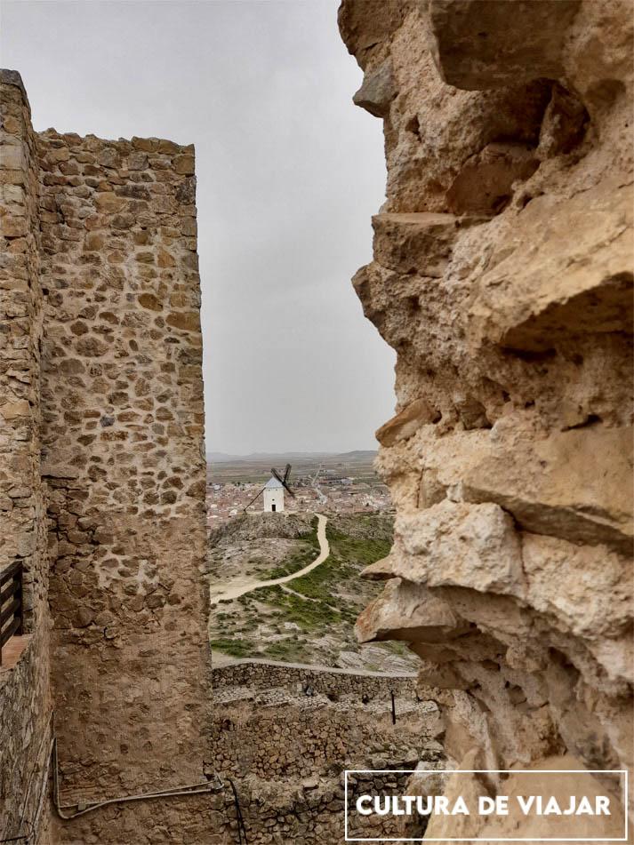 Vistas desde el Castillo de la Muela