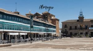 Qué ver en Almagro. 10 cosas que ver con mapa incluido.