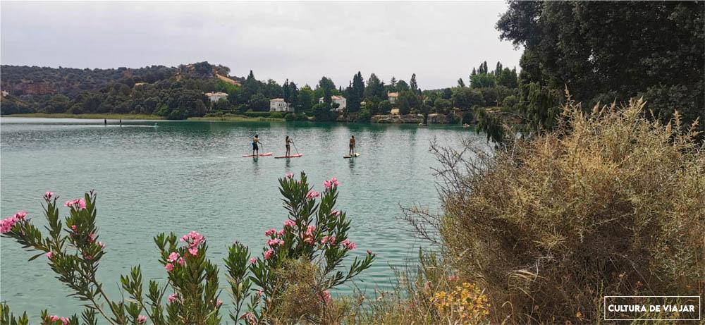 Laguna de San Pedro