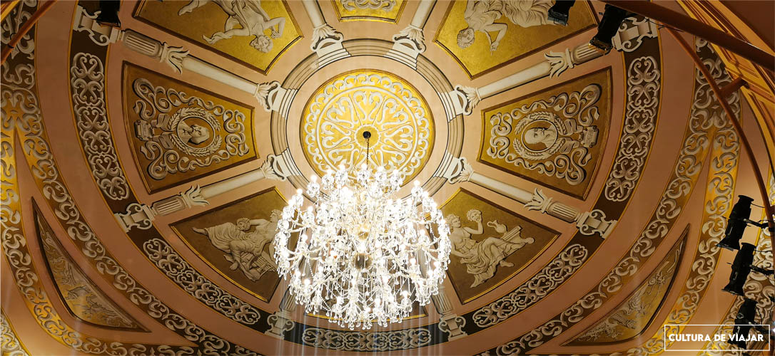Bóveda Teatro municipal de Almagro
