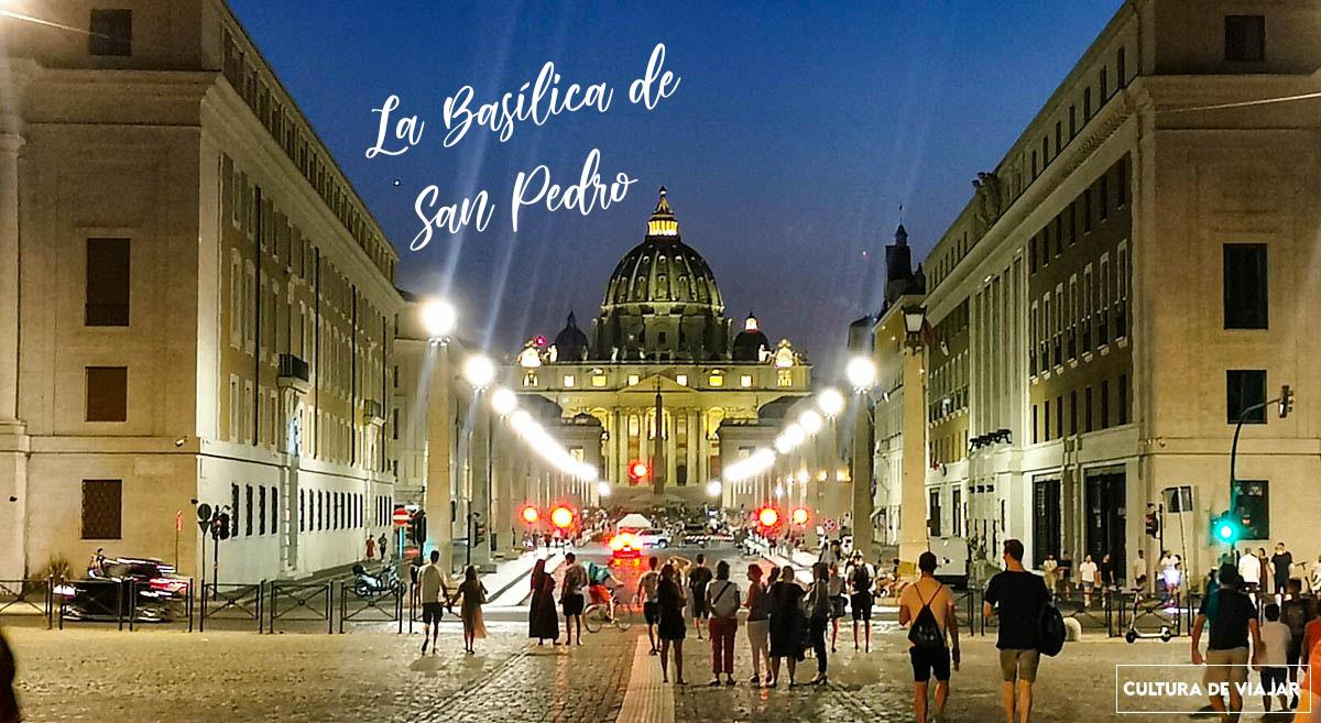 Visitar la Basílica de San Pedro en el Vaticano