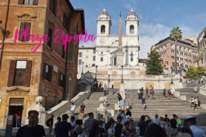 Qué ver en Plaza España de Roma
